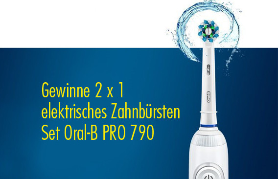 Packshot of Oral-B Pro 790